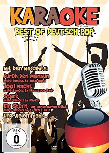 DVD - Karaoke - Best of Deutsch Pop