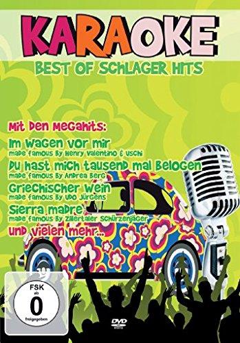 DVD - Karaoke - Best Of Schlager Hits