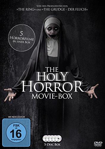 DVD - The Holy Horror Movie Box (5 Horrorfilme in einer Box)