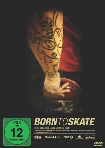 DVD - Born to Skate