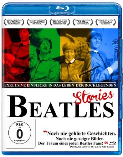 Blu-ray - Beatles Stories