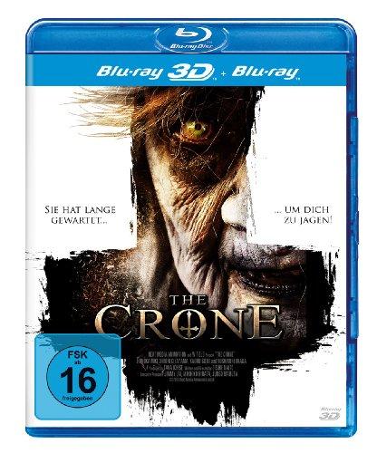 Blu-ray - The Crone 3D