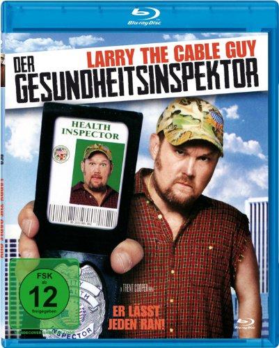 Blu-ray - Larry the Cable Guy - Der Gesundheitsinspektor