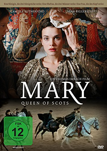 DVD - Mary - Queen Of Scots