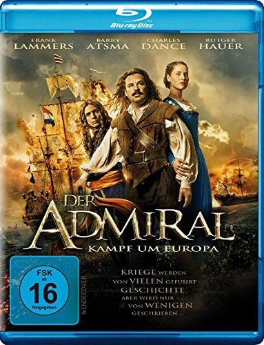 Blu-ray - Der Admiral - Kampf um Europa [Blu-ray]