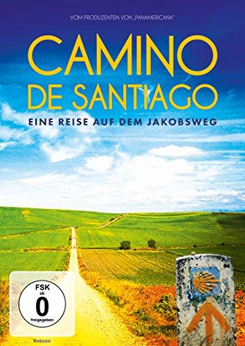 DVD - Camino De Santiago - Eine Reise auf dem Jakobsweg