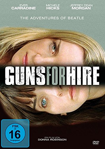 DVD - Guns for Hire - The Adventures of Beatle