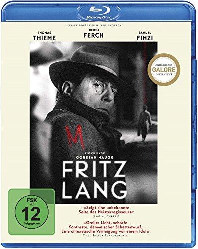 Blu-ray - Fritz Lang (M)