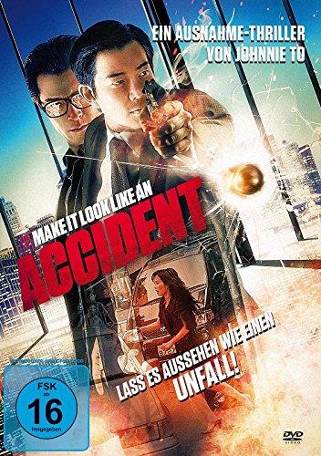 DVD - Accident - Lass es aussehen wie einen Unfall!