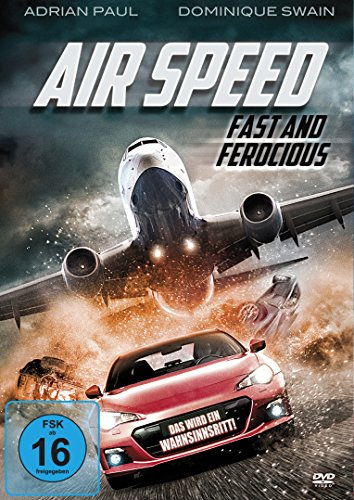 DVD - Air Speed - Fast And Ferocious