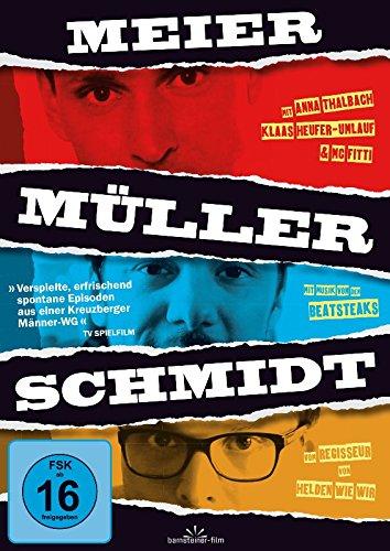 DVD - Meier Müller Schmidt