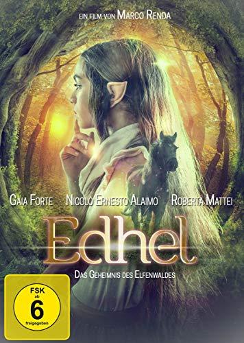 DVD - Edhel - Das Geheimnis des Elfenwaldes