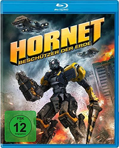 Blu-ray - Hornet - Beschützer der Erde