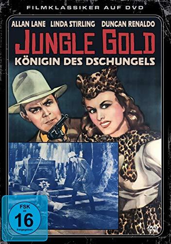DVD - Jungle Gold - Königin des Dschungels