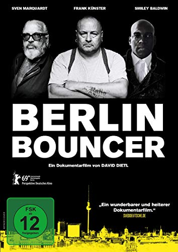 DVD - Berlin Bouncer