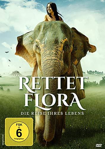 DVD - Rettet Flora - Die Reise ihres Lebens