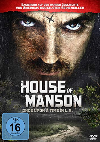 DVD - House of Manson - Once Upon A Time in L.A.