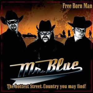Mr.Blue - Free Born Man