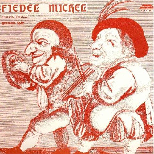 Fiedel Michel - Deutsche Folklore (German Folk) (74) (Vinyl)