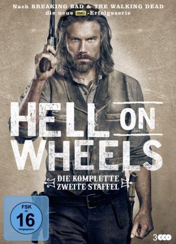 DVD - Hell on Wheels - Staffel 2