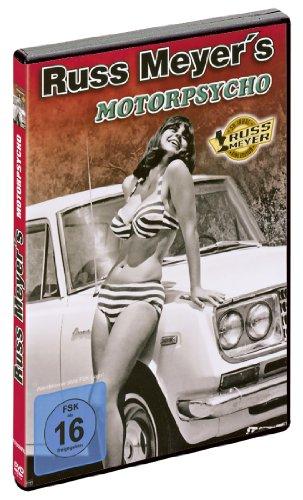 DVD - Russ Meyer's Motorpsycho (50 Jahre Russ Meyer Kino Edition)