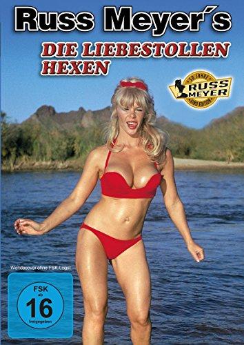 DVD - Russ Meyer's Die liebestollen Hexen (50 Jahre Russ Meyer Kino Edition)