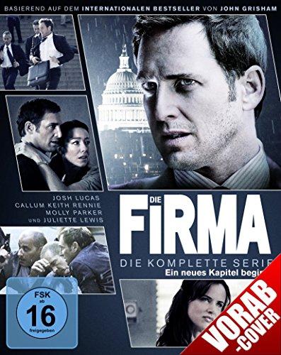 DVD - Die Firma - Die Komplette Serie