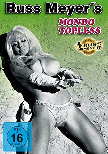 DVD - Russ Meyer's Mondo Topless (50 Jahre Russ Meyer Kino Edition)