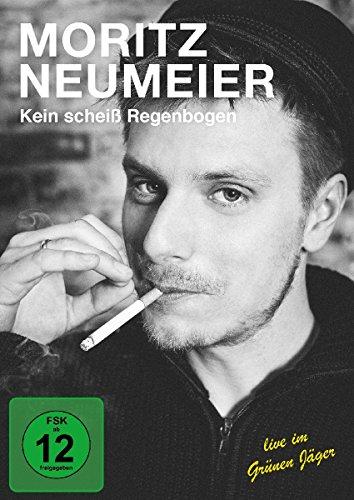DVD - Moritz Neumeier - Kein scheiß Regenbogen (live im Grünen Jäger)