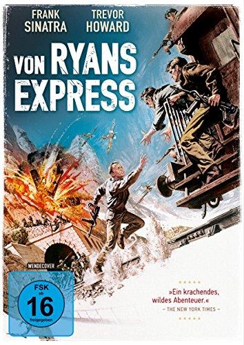 DVD - Von Ryans Express