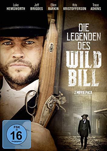 DVD - Die Legenden des Wild Bill (2 Movie Pack) (Hickok / Wild Bill)