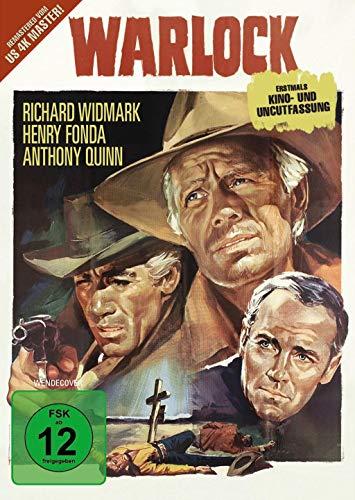 DVD - Warlock (Kino- und Uncut)