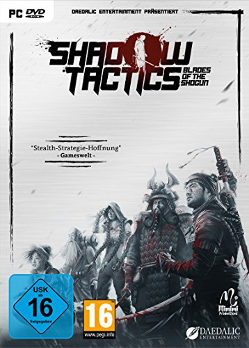 PC - Shadow Tactics: Blades Of The Shogun (Steelbook Edition)