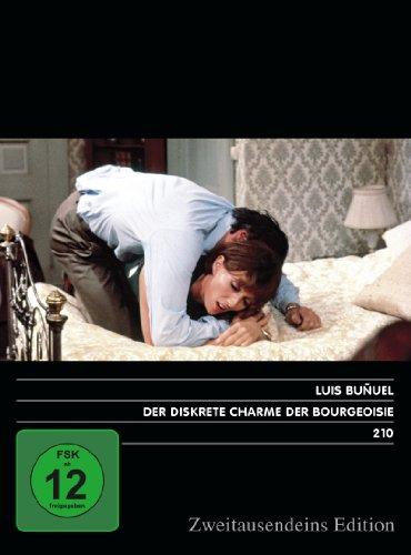 DVD - Der diskrete Charme der Bourgeoisie (Zweitausendeins Edition 210)