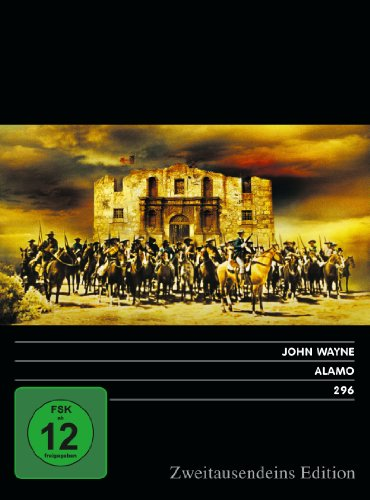 DVD - Alamo (Zweitausendeins Edition 296)
