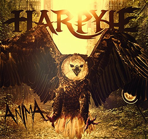 Harpyie - Anima (Digipak)