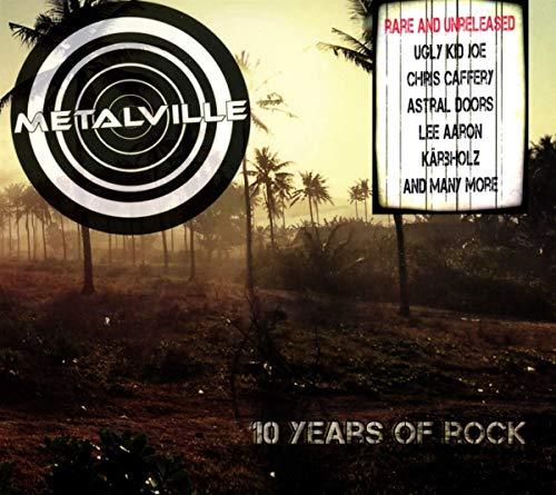 Sampler - Metalville - 10 Years of Rock