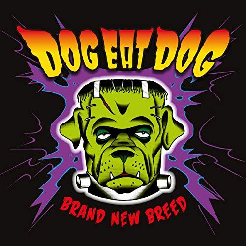 Dog Eat Dog - Brand New Breed (Limited Green Gatefold Vinyl) - Vinyl der Woche bei Silver Disc
