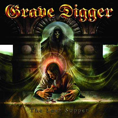 Grave Digger - The Last Supper (DigiPak Edition)