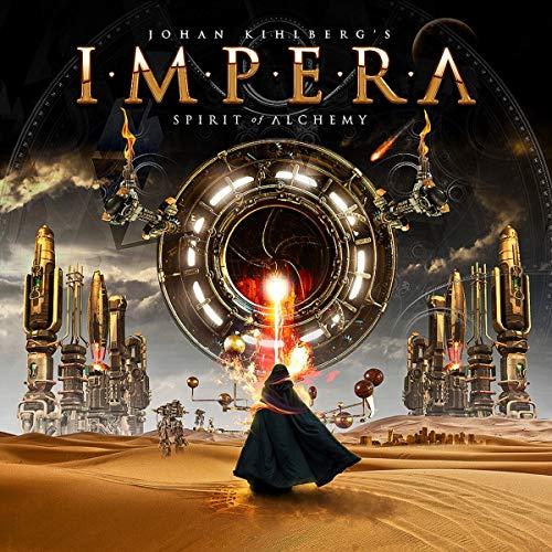 Impera (Johan Kihlberg's) - Spirit Of Alchemy (DigiPak Edition)
