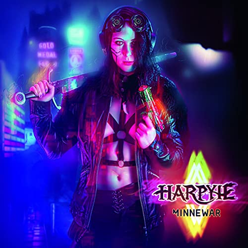 Harpyie - Minnewar (DigiPak Edition)
