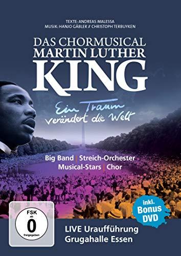 DVD - Martin Luther King - Das Chormusical