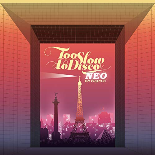 Various - Too Slow to Disco Neo-en France