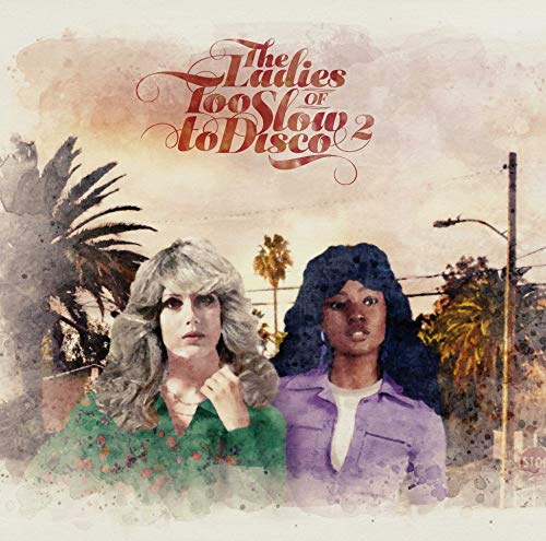 Sampler - The Ladies of Too Slow to Disco 2 - Vinyl der Woche bei Silver Disc