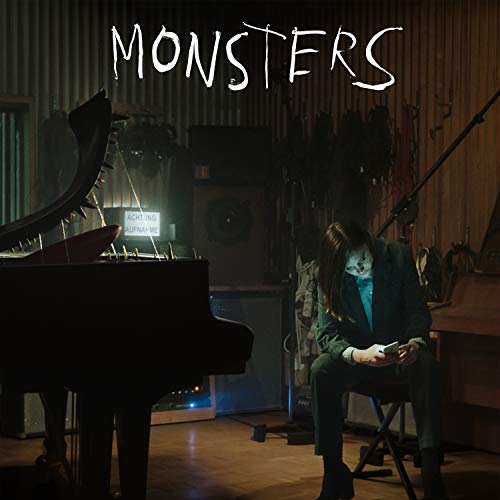 Kennedy, Sophia - Monsters (Digipak)