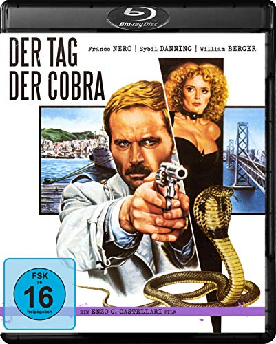 Blu-ray - Der Tag der Cobra (Uncut)