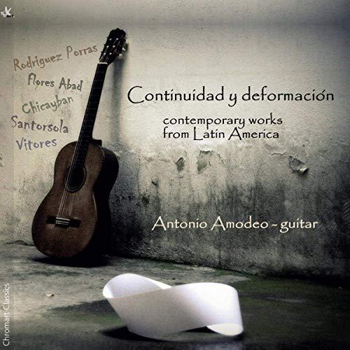 Amodeo , Antonio - Continuidad Y Deformacion - Contemporary Works From Latin America