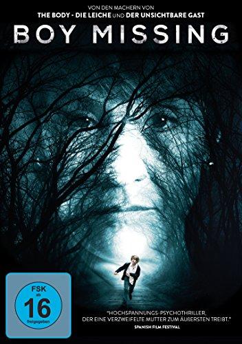 DVD - Boy Missing
