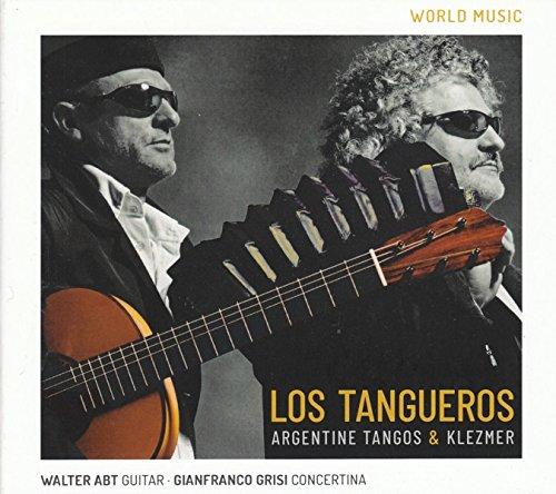 Abt , Walter & Grisi , Gianfranco - Los Tangueros - Argentine Tangos & Klezmer