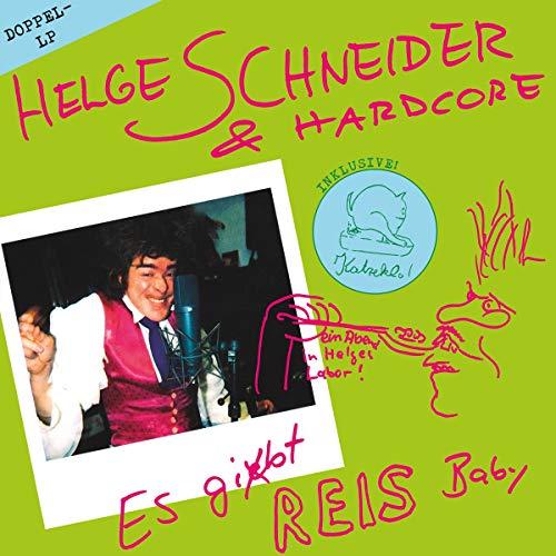 Schneider , Helge - Es gibt Reis, Baby! (Vinyl)